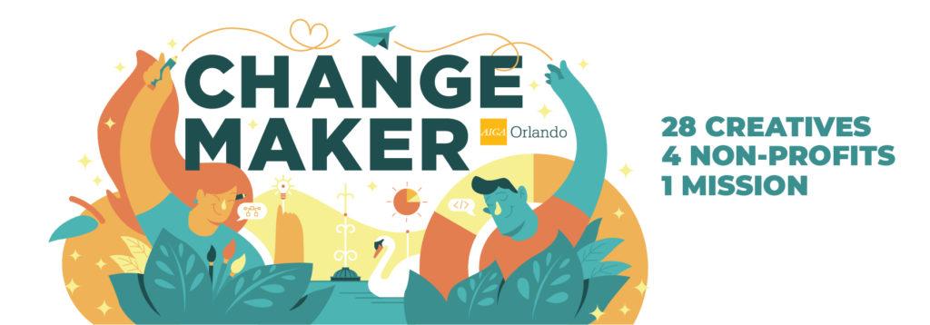 Changemaker Series banner